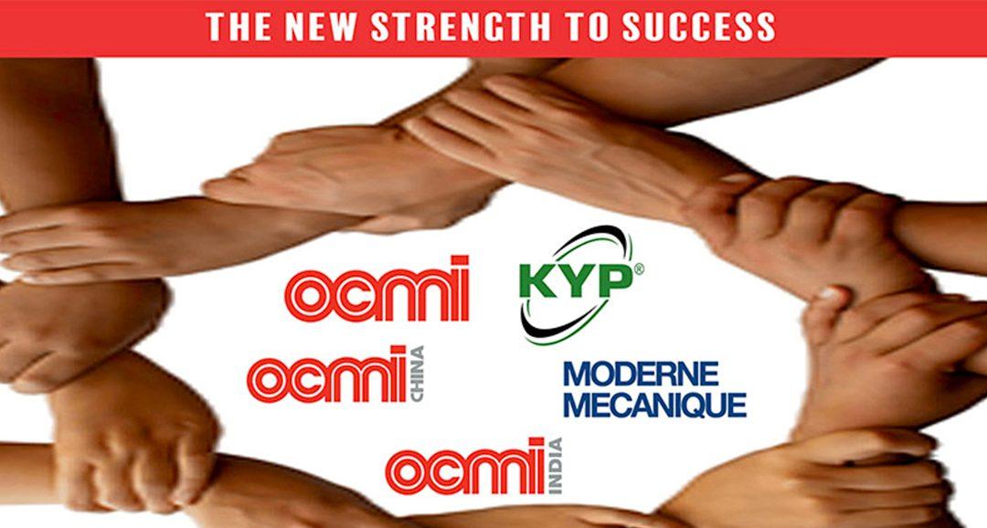 OCMI OTG S.p.A. & KYP ACCESORIOS SA join forces